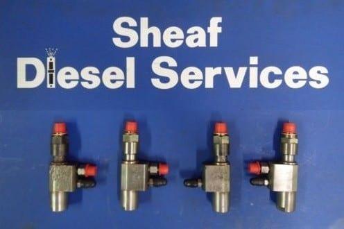 Massey Ferguson 35 Standard 23c Engine 2259cc Injectors