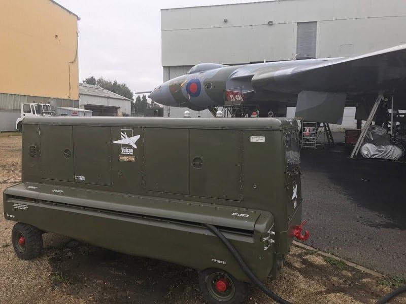 Avro Vulcan Power Unit
