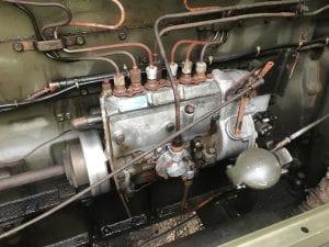 Vulcan Power unit injector pump
