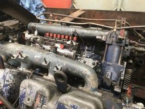 Avro Vulcan Tug Diesel Injector after refurbishment