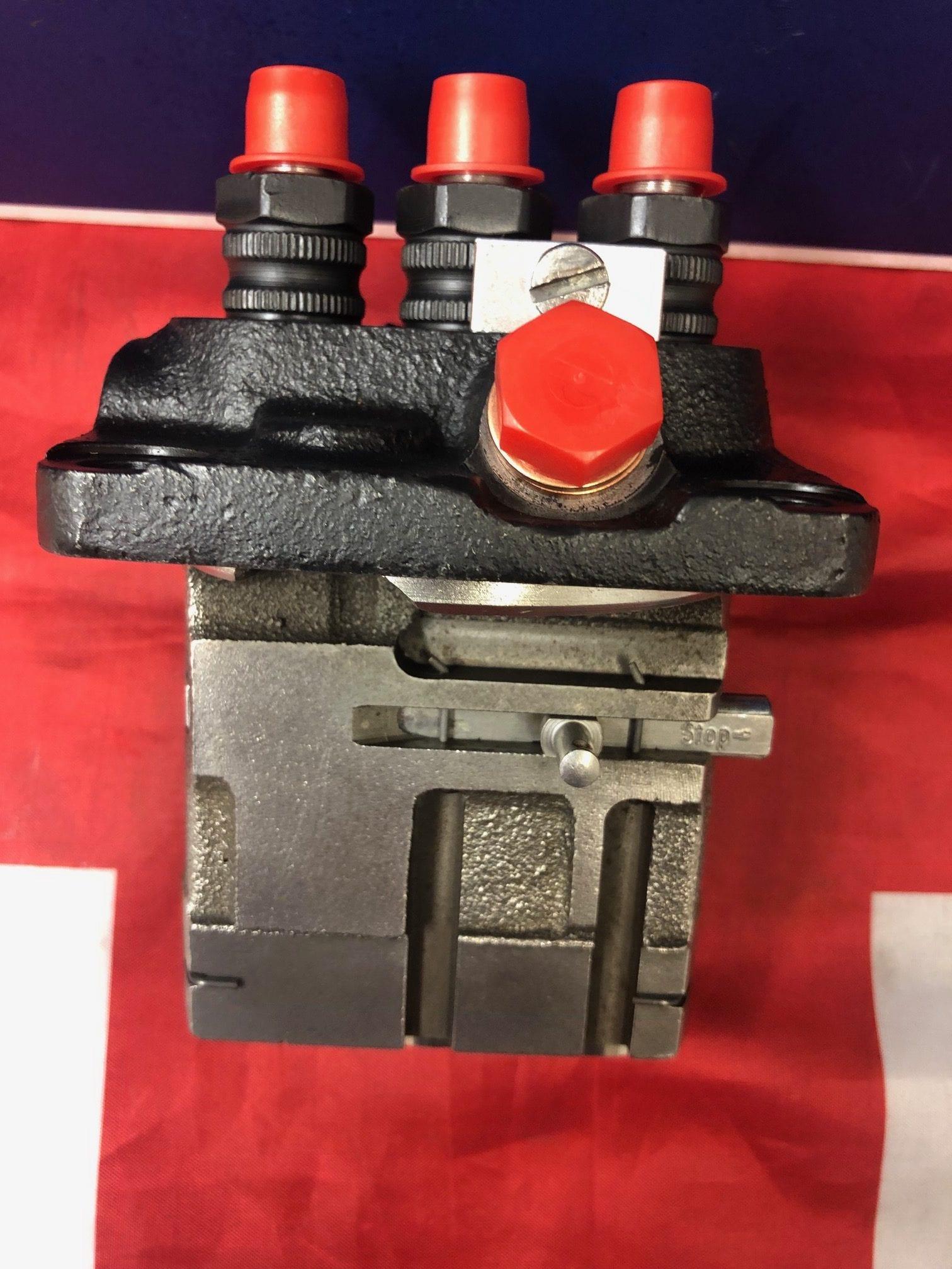 Bosch cassette pump